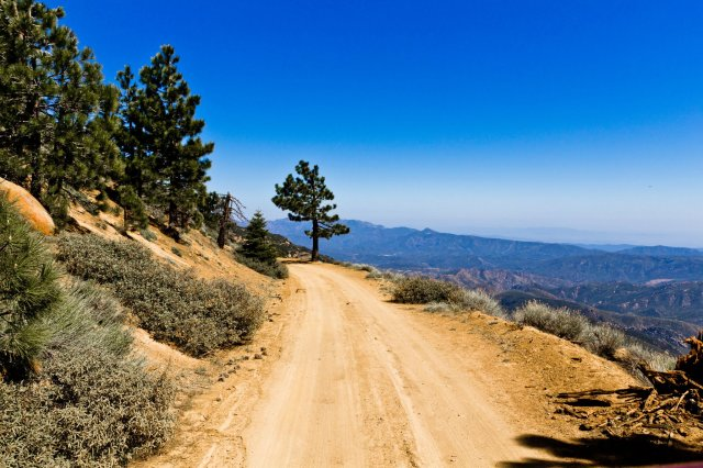 Los Padres National Forest, Ventura County I believe, by Eric Gerfen