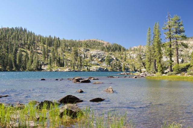 Big Bear Lake, Plumas County